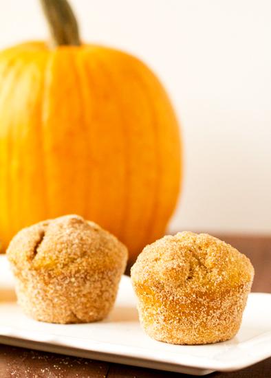 pumpkin-doughnut